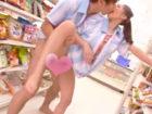 小田切ジュン オッパイの大きなコンビニ店員のお姉さんが男性店長と二人きりのバイト中に大人の玩具で攻められてイケナイSEX FC2 女性向け無料アダルト動画