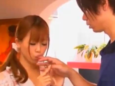 小田切ジュン 料理教室の実習中に指を切ってしまったカッコいい生徒さんの傷口をペロペロ舐めてあげる可愛い女性講師の誘惑ラブラブエッチ erovideo 女性向け無料アダルト動画