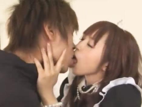 小田切ジュン メイドさんコスプレの可愛い女の子がイケメン君にドSに迫って女の子の方から積極的に主導権にぎっちゃうイチャラブH 並木優 裏アゲサゲ 女性専用安心安全無料アダルト動画