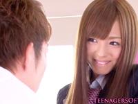 志戸哲也 学校では生徒会長の美少女JKがこっそりメイド喫茶でバイトしてるのをクラスメイト男子に見つかって内緒にして貰うために自分からご奉仕エッチ 希志あいの XVIDEOS 女性のための無料アダルト動画
