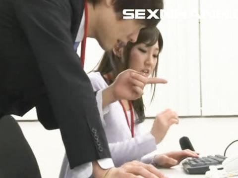 鈴木一徹 イケメンな男性上司にみんないる昼間のオフィスで強引にせまられると火照った身体を抑えきれないOLお姉さんのドキドキセックス FC2女性専用無料エロ動画