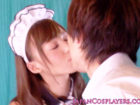 鈴木一徹 可愛い女子校生の彼女がバイトしてるメイド喫茶でカッコいいイケメン彼氏が甘いキスからイチャラブH 希志あいの XVIDEOS 女の子のための無料H動画