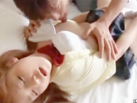 鈴木一徹 年上の爽やかなイケメンお兄さんに乳首を刺激してもらっただけでイキそうになっちゃう敏感女子校生のセックス JavyNow