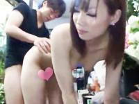 鈴木一徹 素敵なイケメン男優のお兄さんにカメラを向けられお花屋さんの可愛い女性店員が照れながらもエッチに持ち込まれちゃうハメ撮りセックス JavyNow 女性向け無料アダルト動画