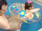 時間を止める超能力があるおじさんがHotelのプールで泳ぐ美女たちを静止させて好き放題しちゃう禁断の中出しセックス erovideo女性のための無料アダルト動画