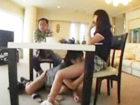 旦那が傍にいるのに娘の家庭教師のイケメンお兄さんとこっそりエッチな事をはじめちゃう大胆過ぎる痴女奥さんの不倫セックス 裏アゲサゲ女の子のための無料 H 動画