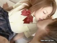 鈴木一徹 透き通るような色白肌の照れ屋な女子校生が素敵なイケメンお兄さんに優しく抱かれて気持ち良くなっちゃうイチャラブ制服エッチ JavyNow 女の子のための無料H動画