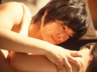 倉橋大賀 付き合って初めてお泊まりに来たキュートな彼女とラブラブ抱きしめ合いながらイケメン彼氏が優しくリードする恋人エッチ 栗林里莉 JavyNow 女の子のための無料H動画