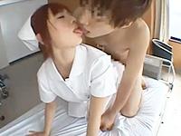 鈴木一徹 爽やかイケメン男優さんにカメラを向けられながら可愛い人気セクシー女優さんが看護婦コスプレで着衣ハメ撮りエッチ 成瀬心美 erovideo 女性のための無料アダルト動画