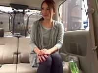 ゆうき 買い物途中のキレイな奥さんをナンパして連れ込んだロケ車とホテルで浮気エッチさせちゃうハメ撮りSEX Pornhub 女性専用安心安全無料アダルト動画