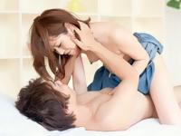 鈴木一徹 エッチな視線が誘惑的な可愛い彼女とたっぷり舐め合って気持ち良くなる爽やかイケメン彼氏のいちゃラブエッチ ShareVideos 女の子のための無料H動画