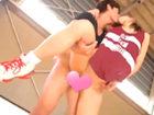 貞松大輔 女子バスケ部の生徒が体育館で一人残ってシュート練習してるのをコーチングする振りして身体を触りセクハラHに持ち込む顧問の男性教師 さだちゃん erovideo 女性専用無料エロ動画