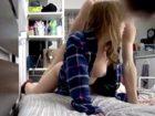 素人女子が彼氏にハメ撮り&自撮りされながらのプライベート着衣セックスに激しく興奮する姿がネット流出しちゃった ShareVideos 女の子のための無料H動画