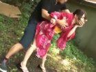 夏祭りの帰りに浴衣を着た女の子が茂みでお花摘みシテたら突然現れた欲情した男に犯され着物のまま無理やり青姦レイプ Pornhub 女性専用無料エロ動画