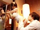 玉木玲 情熱的に求め合う盛りのついた若いカップルが薄暗いホテルの一室でベッドに行く間も惜しむように激しく貪る官能的なラブエッチ JavyNow 女性のための無料アダルト動画